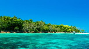 Green Island Half day