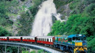 Kuranda Train, Skyrail and Green Island