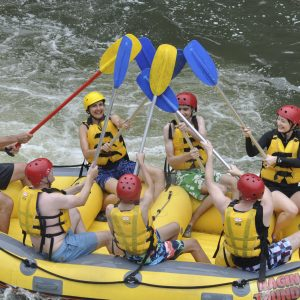Whitewater Rafting and Green Island Cairns