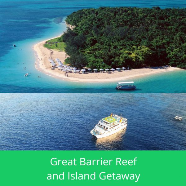 Great Barrier Reef and Green Island Getaway