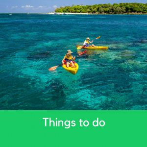 things to do Green Island