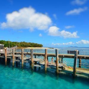 Reef and Island Getaway